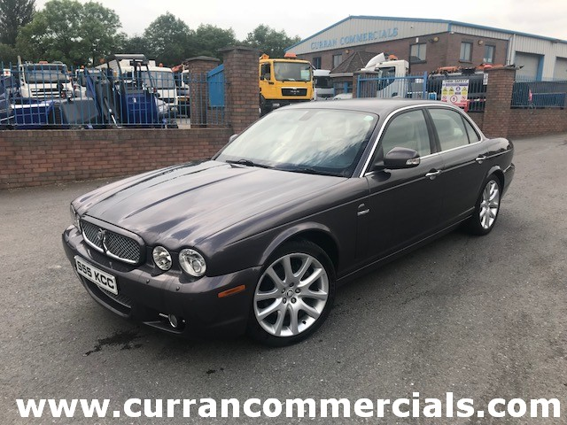 2008 jaguar xj sovereign v6 diesel car for sale